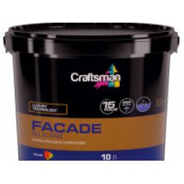 Фарба фасадна силіконова CRAFTSMAN FACADE SILICONE (14 кг)
