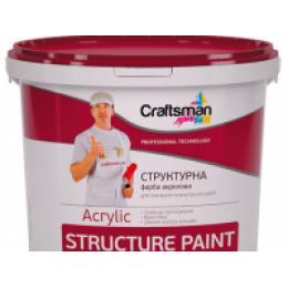 Структурна фарба Craftsman (15 кг)